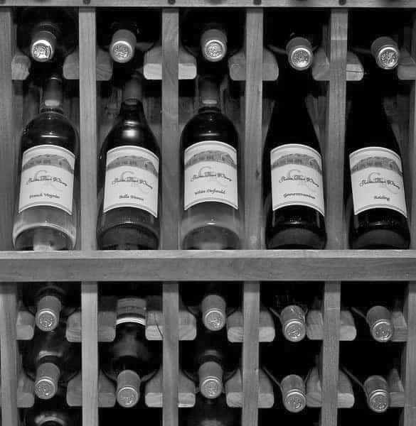 Cellar Fifty-Five Wine Storage